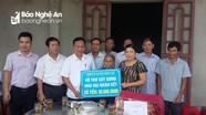 """Bàn giao nhà """"Đại đoàn kết"""" cho người dân giáo xứ Bình Thuận"""