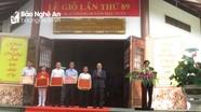 Lễ tưởng niệm 89 năm ngày mất cụ Phó bảng Nguyễn Sinh Sắc