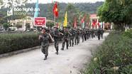 """Lữ đoàn Công binh 414 """"3 cùng"""" với bà con vùng giáo Nghi Lộc"""