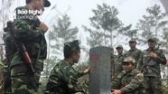 Tuần tra song phương trên tuyến biên giới Việt - Lào