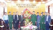 Sôi nổi các hoạt động kỷ niệm 60 Ngày truyền thống Bộ đội biên phòng