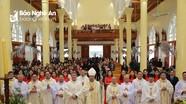 Khánh thành nhà thờ Giáo họ Nghi Đông
