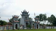 Đền thờ Đại tướng quân thống lĩnh 12 cửa biển