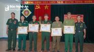 Tặng Kỷ niệm chương quân tình nguyện Việt Nam giúp cách mạng Campuchia