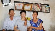 Con đường gian nan trở thành bác sỹ quân y của Thủ khoa khối A trường huyện quê Bác