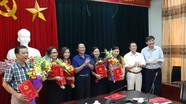 Quỳnh Lưu: Công bố quyết định sáp nhập 4 trường, bổ nhiệm và luân chuyển cán bộ quản lý giáo dục