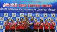 Bế mạc giải thể thao truyền thống Đảng bộ Khối Doanh nghiệp Nghệ An lần thứ XVI