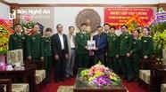 Giáo xứ Bố Sơn chúc mừng Bộ CHQS tỉnh nhân ngày thành lập QĐND Việt Nam