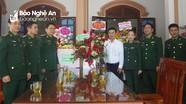 Hoạt động chúc mừng các Giáo xứ, giáo hạt nhân lễ Giáng sinh