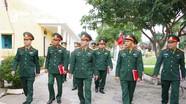 Bộ chỉ huy quân sự tỉnh kiểm tra công tác chuẩn bị huấn luyện chiến sĩ mới