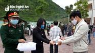 Hơn 200 công dân hết thời gian cách ly tại Nghệ An