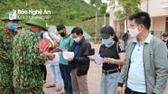 Hơn 4300 người hết thời gian cách ly tập trung tại Nghệ An