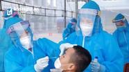 Nghệ An lấy mẫu xét nghiệm Covid-19 lần 2 cho 523 công dân về từ Lào, Thái Lan