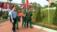 Đội Quy tập Bộ CHQS tỉnh Nghệ An tìm kiếm và cất bốc 58 hài cốt liệt sỹ