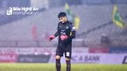 SLNA: Nguyễn Văn Hoàng chấn thương, cờ sẽ trao tay ai?