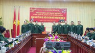 Chính ủy Bộ đội Biên phòng thăm, chúc Tết tại Nghệ An