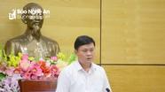 Chủ tịch UBND tỉnh yêu cầu chấm dứt ngay việc khai thác nước sông Đào trong sản xuất nước sạch