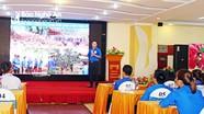 50 thí sinh thuộc tổ chức Đoàn các cấp so tài báo cáo viên giỏi cấp tỉnh