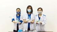 3 đoàn viên ở Nghệ An pha chế thành công nước sát khuẩn miễn phí phòng Covid-19