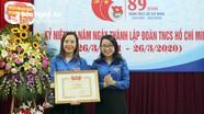 Trao giải thưởng Lý Tự Trọng cấp toàn quốc cho nữ cán bộ Đoàn Nghệ An