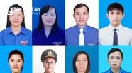 8 cán bộ Đoàn xuất sắc nhận Giải thưởng Lý Tự Trọng cấp tỉnh năm 2020