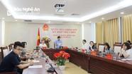 Đoàn ĐBQH Nghệ An đóng góp ý kiến xây dựng Luật Ban hành văn bản quy phạm pháp luật
