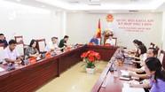 Đoàn ĐBQH tỉnh Nghệ An góp ý xây dựng dự án Luật Hòa giải, đối thoại tại tòa án