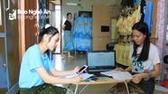 Hỗ trợ lưu học sinh Lào ở Nghệ An vượt qua khó khăn mùa dịch Covid-19