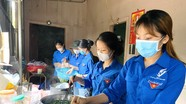 Tuổi trẻ Nghệ An: Đội mưa, vượt dịch tiếp sức cùng sỹ tử