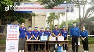 Nghệ An: 68 Đội Thanh niên tình nguyện tiếp sức Kỳ thi tốt nghiệp THPT năm 2021