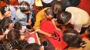 Lễ hội Khai bút đầu Xuân 2019 ở chùa Đại Tuệ