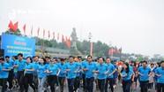 Nghệ An: Hơn 1.800 người tham gia Ngày chạy Olympic vì sức khỏe toàn dân năm 2019