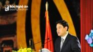 Bí thư Tỉnh ủy: Hoạch định chiến lược đúng, chớp thời cơ vận hội mới đưa Nghi Lộc phát triển