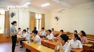 Chi tiết điểm thi vào Trường THPT chuyên Phan Bội Châu