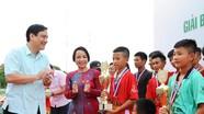 Bế mạc Giải bóng đá Thiếu niên - Nhi đồng Cúp Báo Nghệ An lần thứ XXIII năm 2019