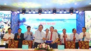 Nghệ An ký hợp tác phát triển du lịch với thành phố Cần Thơ