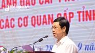 Phó Bí thư Thường trực Tỉnh ủy: Cán bộ, đảng viên cần có nhiều việc làm, công trình nêu gương
