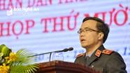 Tội phạm về ma túy chiếm tỷ lệ cao trong cơ cấu tội phạm ở Nghệ An