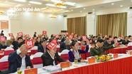 HĐND tỉnh Nghệ An thông qua 22 nghị quyết kinh tế - xã hội
