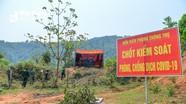 Thêm 3 người nhập cảnh trái phép qua lối mòn bị phát hiện, cách ly ở Nghệ An