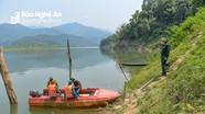 Nghệ An lập chốt trên sông Chu để phát hiện kịp thời người nhập cảnh trái phép