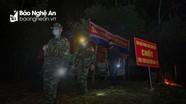 Phát hiện 4 người vượt biên trái phép vào Việt Nam