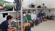 Chỉ trong 1 ngày, Nghệ An tiếp nhận gần 1.000 người để cách ly tập trung