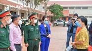 Bộ CHQS tỉnh thành lập 20 tổ tuần tra phòng, chống dịch Covid - 19 trên tuyến biên giới