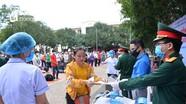 Nghệ An trao giấy chứng nhận hoàn thành thời gian cách ly cho 288 công dân