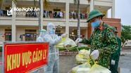 Chủ tịch UBND tỉnh Nghệ An chỉ đạo việc triển khai thu phí cách ly tập trung điều trị Covid - 19