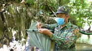 Bộ đội Biên phòng Nghệ An bám chốt chống dịch Covid-19 trong thời tiết khắc nghiệt