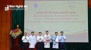 Công nhận Bệnh viện HNĐK Nghệ An đủ điều kiện thực hiện kỹ thuật lấy, ghép thận