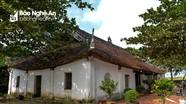 Đình Hoành Sơn - công trình kiến trúc lịch sử độc đáo