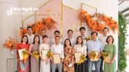Danh sách 43 tác phẩm đạt giải 'Búa liềm vàng' tỉnh Nghệ An năm 2020